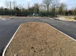St Margarets School Pitsea-New Carpark