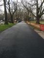 Hackney Park Footpath Surfacing